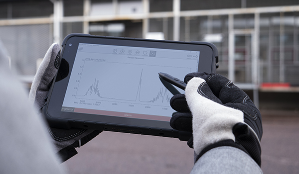Confined space monitoring system
